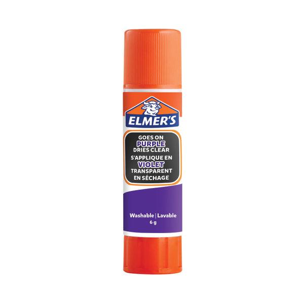 Elmer's Purple 6g Glue Sticks (Pack of 3) – 2136613