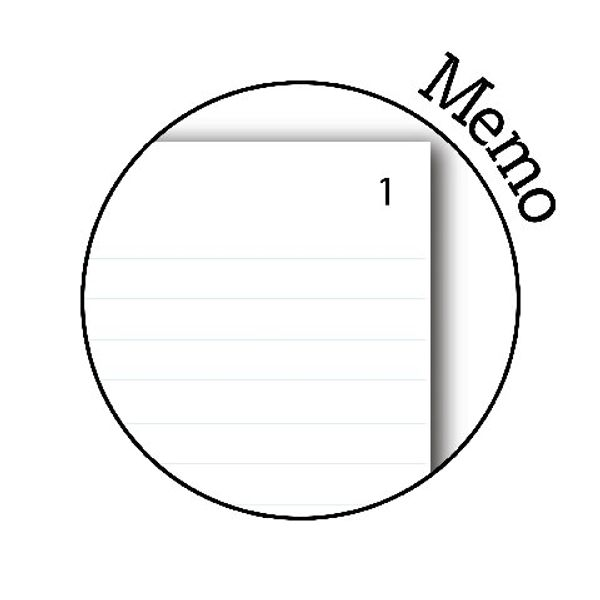 Silvine Carbonless Memo Duplicate Book, 100 Pages (Pack of 12) - 703T