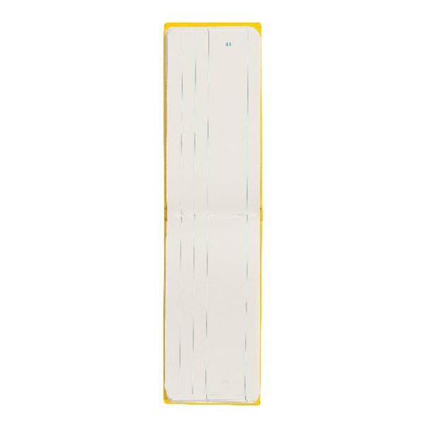 Chartwell Yellow 106 x 205mm Survey Dimension Book - 2142
