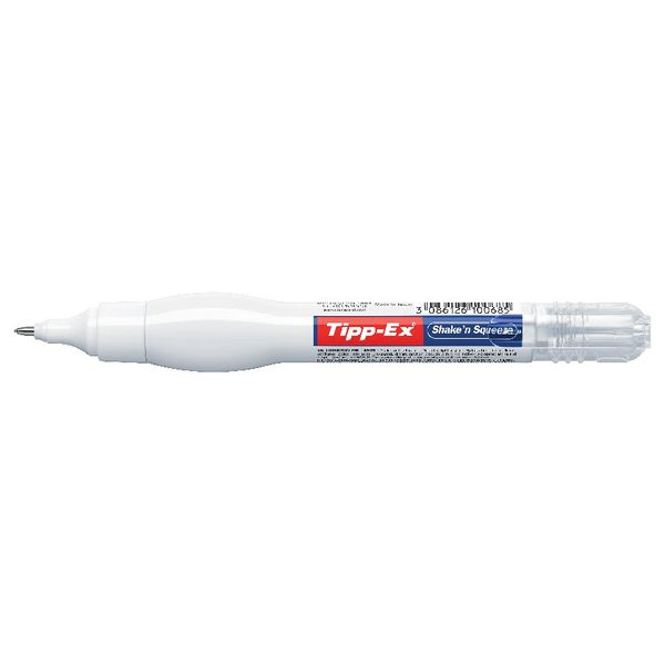 Tipp-Ex Shake N Squeeze Correction Pen, Pack of 10 - 802422