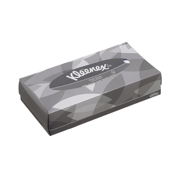 Kleenex 2-Ply Facial Tissue Boxes, Pack of 21 - 8835