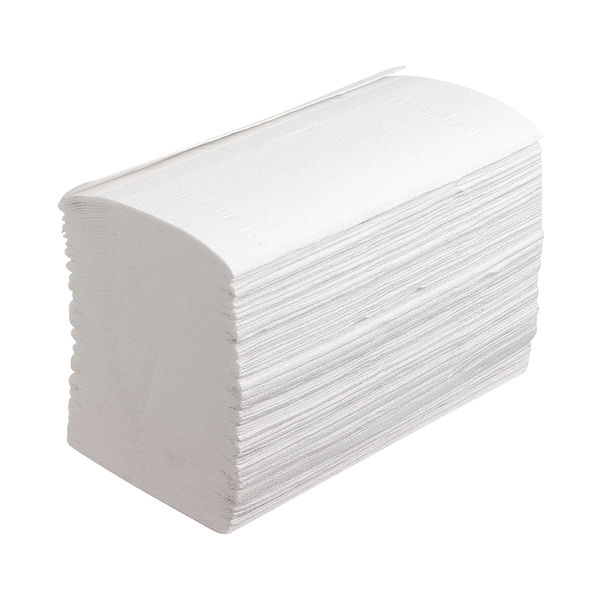 Scott White 1-ply Performance Hand Towels, Pack of 15 - 6689