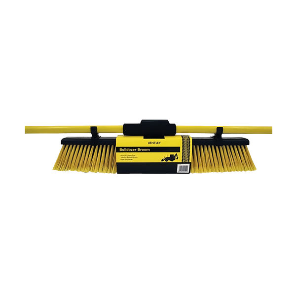 Heavy Duty Bulldozer Broom 24 Inch HQ.16