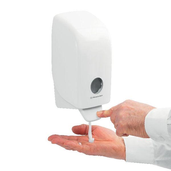 Kleenex 1 Litre Luxury Foam Hand Cleanser Cassette, Pack of 6  6342