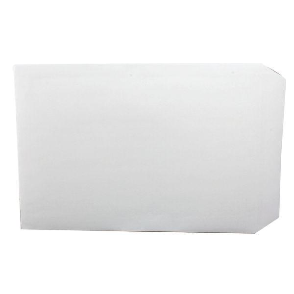 Q-Connect Plain White Self Seal C4 Pocket Envelopes 100gsm, Pack of 250 - 1D27ST