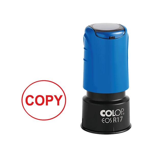 COLOP EOS R17 COPY Pre-Inked Circular Stamp C109531COP
