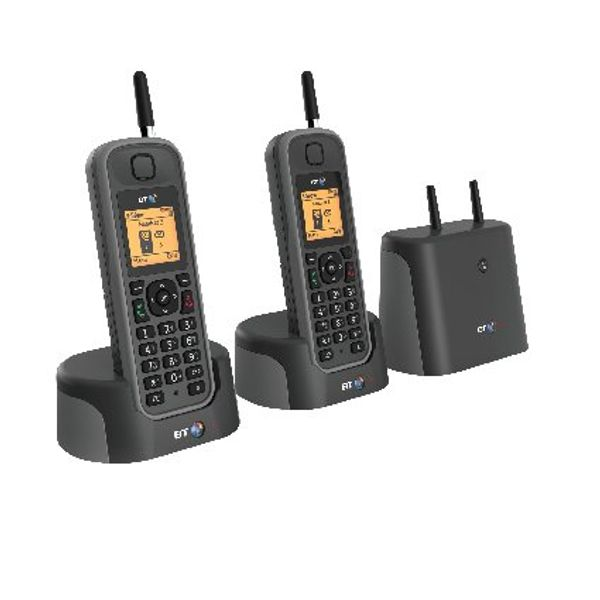 BT Elements 1k Dect Twin Pack 079483