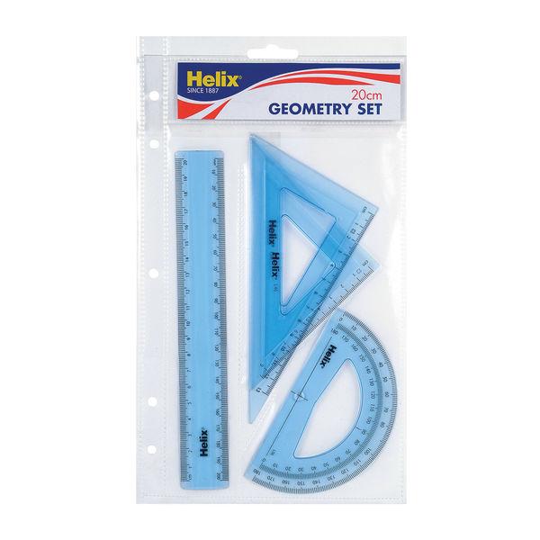 Helix 4 Tool Geometry Set - Q88100