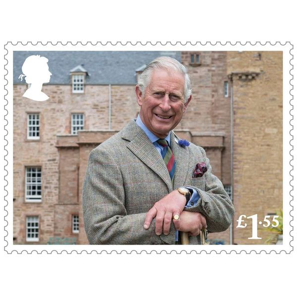 HRH Prince Charles' 70th Birthday Coin Cover - AN158