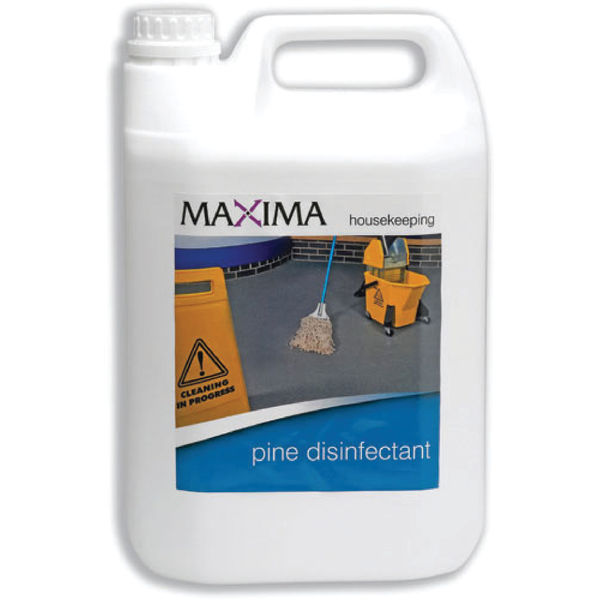 Maxima 5 Litre Pine Disinfectant, Pack of 2 - 1014108