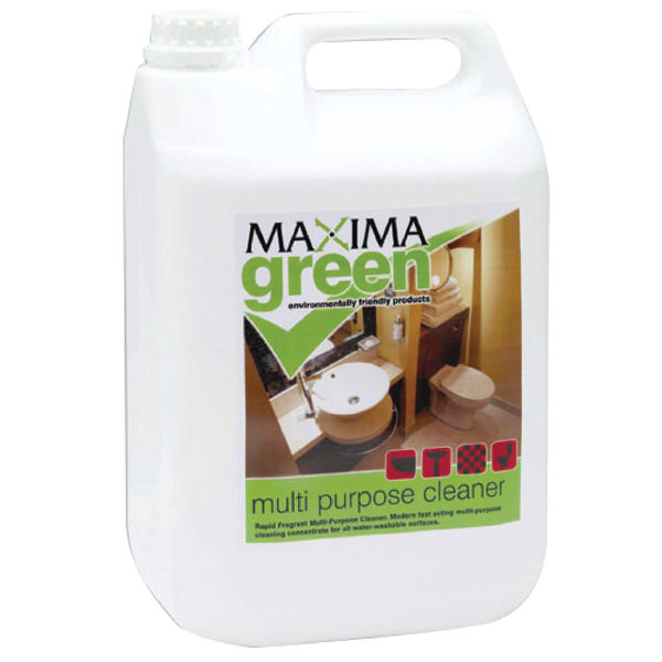 Maxima 5 Litre Multipurpose Cleaners, Pack of 2 - 1014165