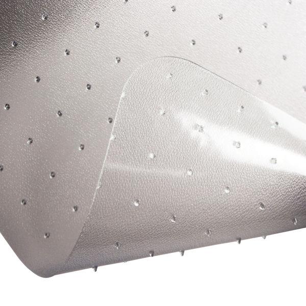 Floortex Antimicrobial Carpet Chair Mat 1340 x 1150mm FCAB1113426EV