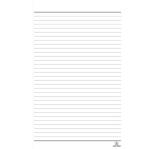 Challenge Carbonless Duplicate Ruled Book, 100 Slips (Pack of 3) - L63042