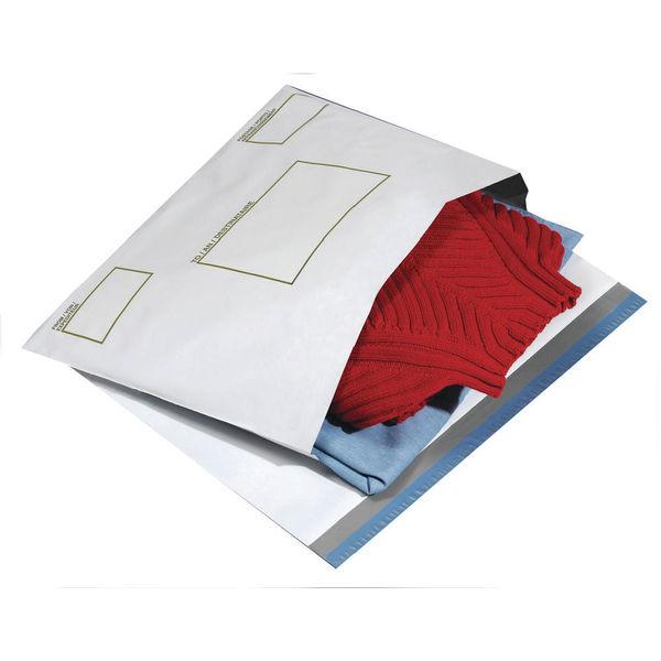 Ampac DX Biodegradable Opaque Polythene Envelopes - KSV-BIO5