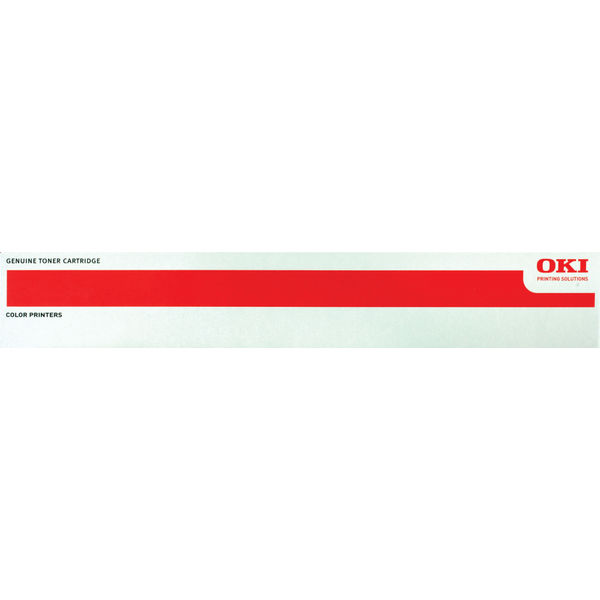 Oki Black Toner Cartridge - 43459436