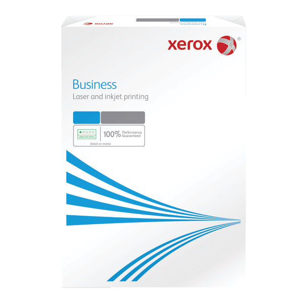 Xerox Business White A4 Paper, 80gsm - 2500 Sheets / 1 Box - 003R91820
