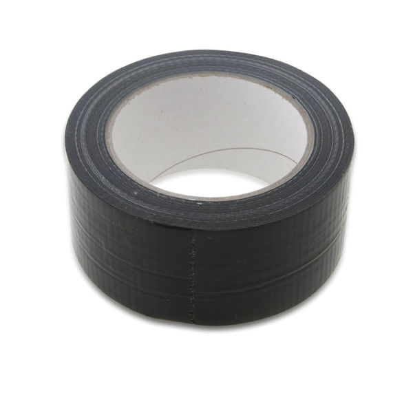 UniBond Original Black Duct Tape, 50mm x 25m - 1517009