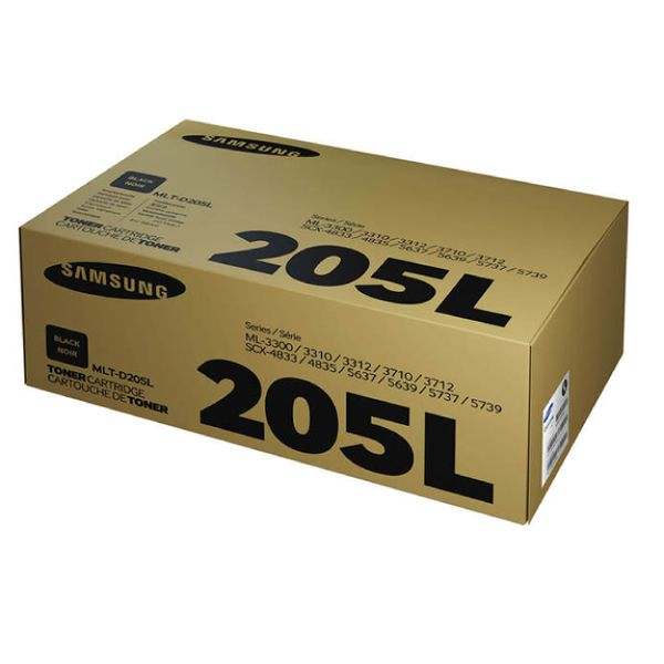 Samsung 205L Black Toner Cartridge - High Capacity MLT-D205L