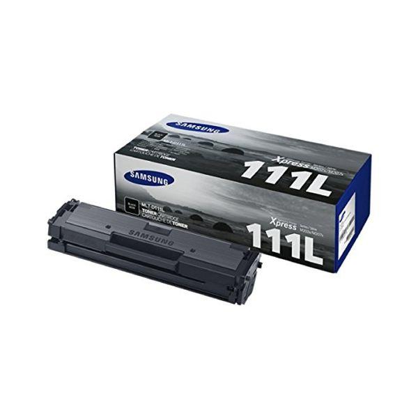 Samsung MLT-D111L Black High Yield Toner Cartridge | SU799A
