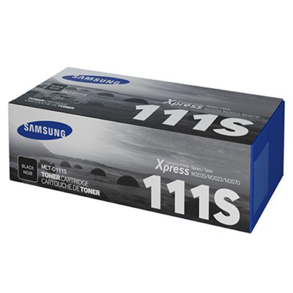 Samsung MLT-D111S Black Toner Cartridge SU810A