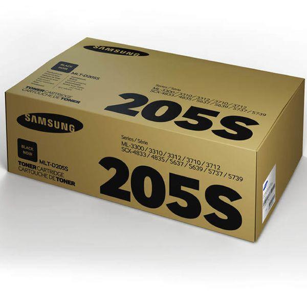 Samsung MLT-D205S Black Toner Cartridge - SU974A
