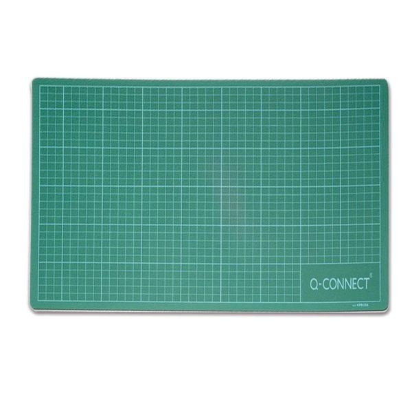 Q-Connect Green A2 Cutting Mat – KF01137