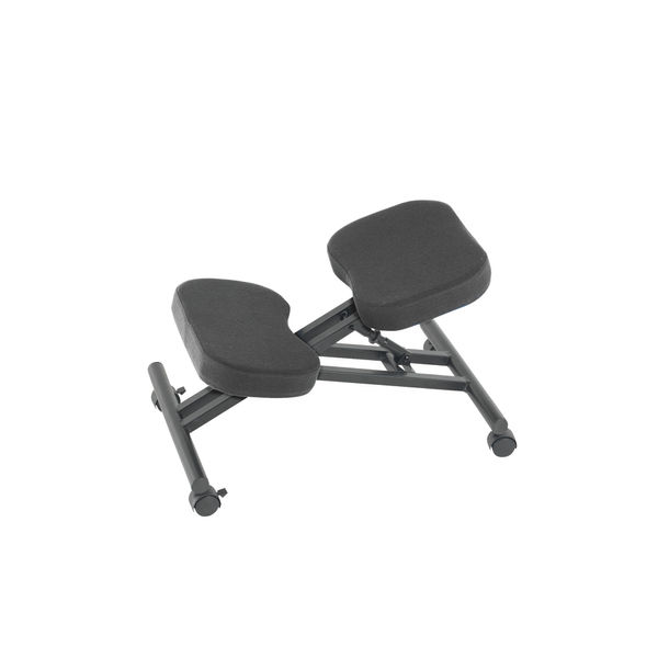 Jemini Black Kneeling Chair