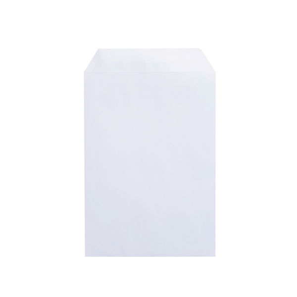 Q-Connect White Self Seal C5 Envelopes 90gsm, Pack of 500 - 1D60ST