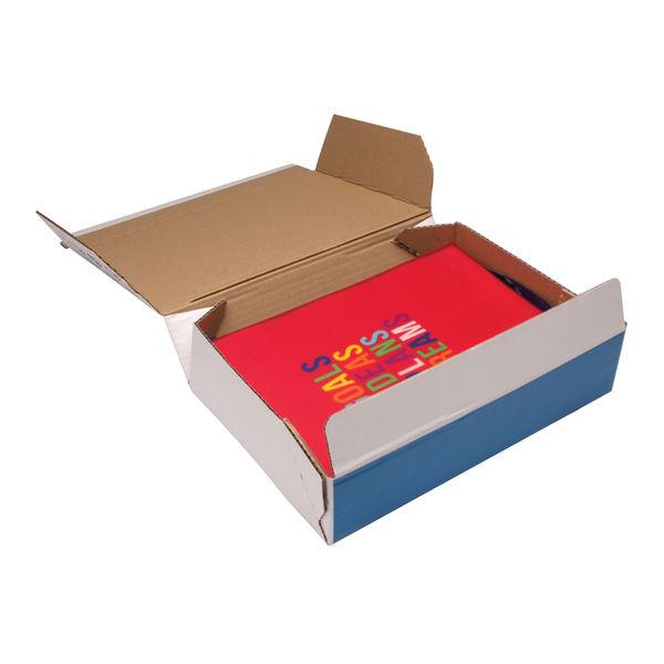Go Secure Post Box Size B, 318 x 224 x 80mm, Pack of 20 - PB02281