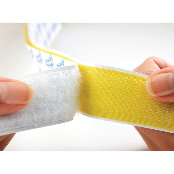 Sellotape Sticky Hook Strip 25mmx12m 1445179