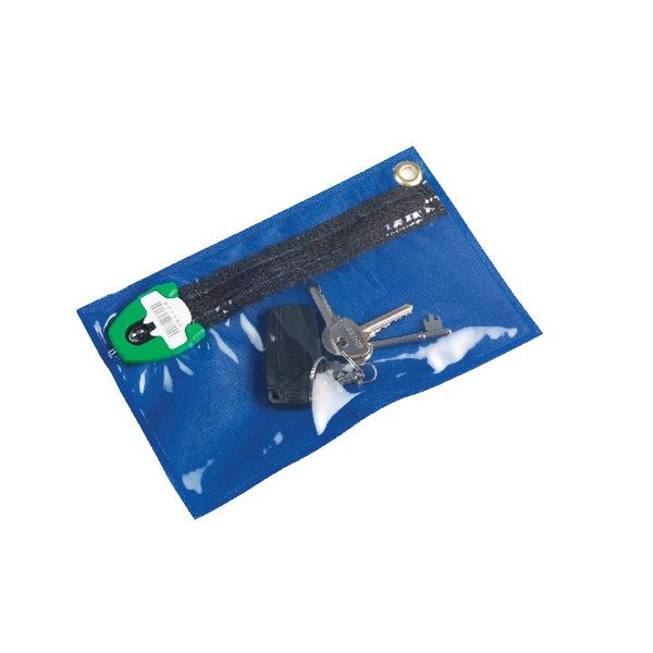 Versapak Blue Key Wallet - ZF1_T2SEAL