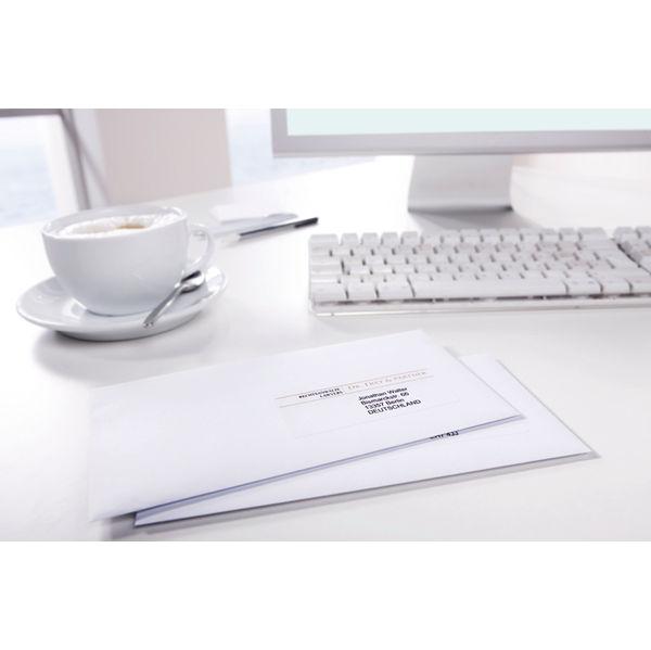 Avery Inkjet Address Labels 14 Per Sheet White (Pack of 350) J8163-25