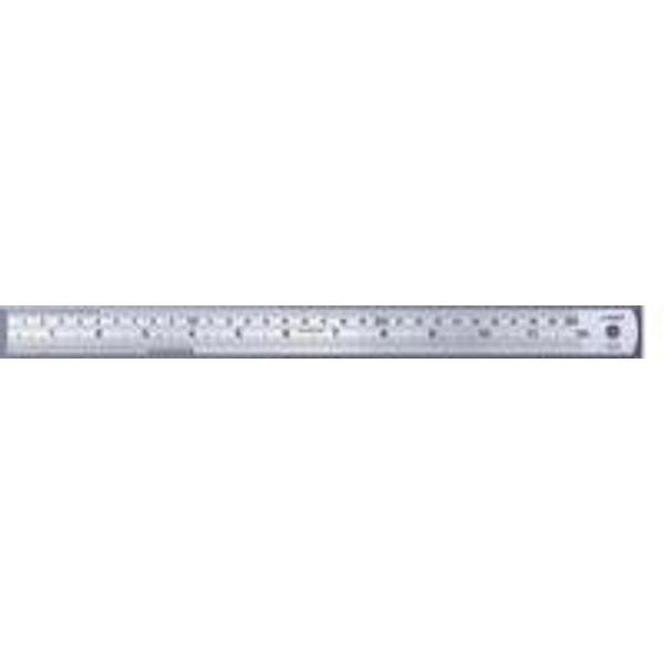 Linex 30cm Stainless Steel Heavy Duty Ruler - LXESL30
