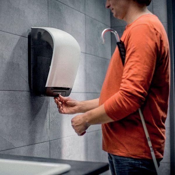 Katrin White Inclusive System Towel Dispenser – 90045