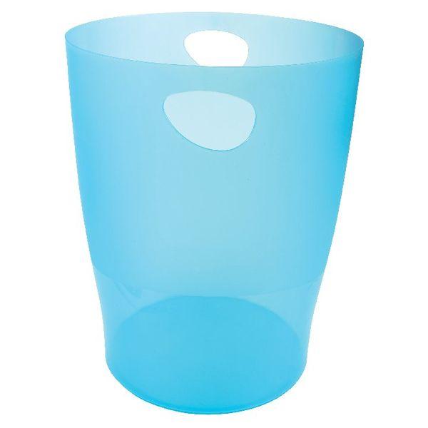 Iderama Turquoise Waste Bin - 45383D