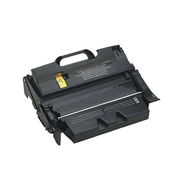 IBM Infoprint Black Return Program Toner Cartridge High Capacity 39V0544