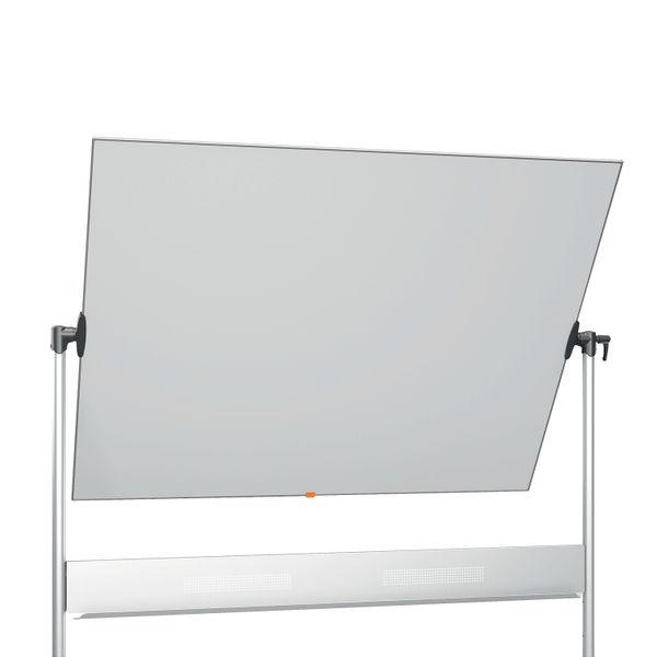 Nobo 1500 x 1200mm Mobile Steel Magnetic Whiteboard - 1901031