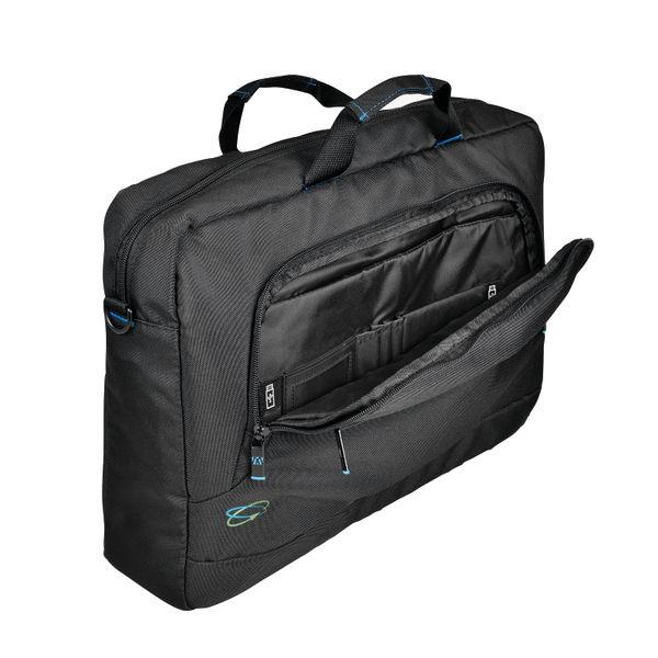 Monolith Blue Line 17.2 Inch Laptop Briefcase 3316