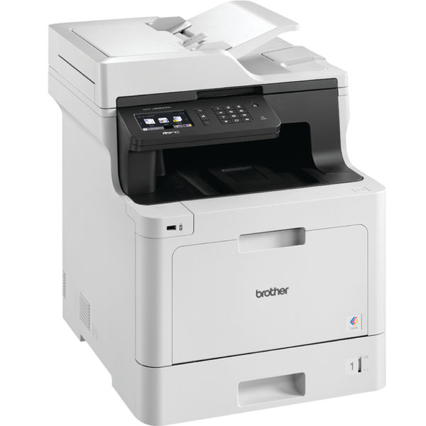 Brother MFC-L8690CDW Wireless All-in-One Colour Laser Printer