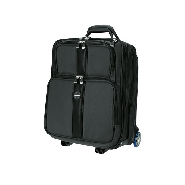 Kensington Contour Black Overnight Case - 62903