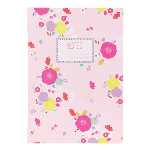 Go Stationery Camden Floral Exercise Book - 4EB401