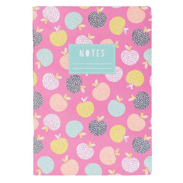 Go Stationery Retro Orchard Exercise Book - 4EB404