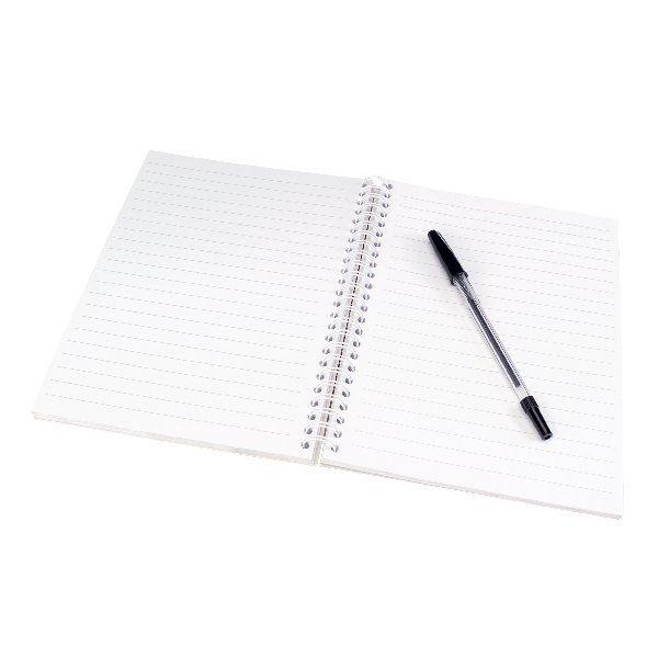 Go Stationery A5 Kiss Kiss Multi Lips Notebook - 5NC089