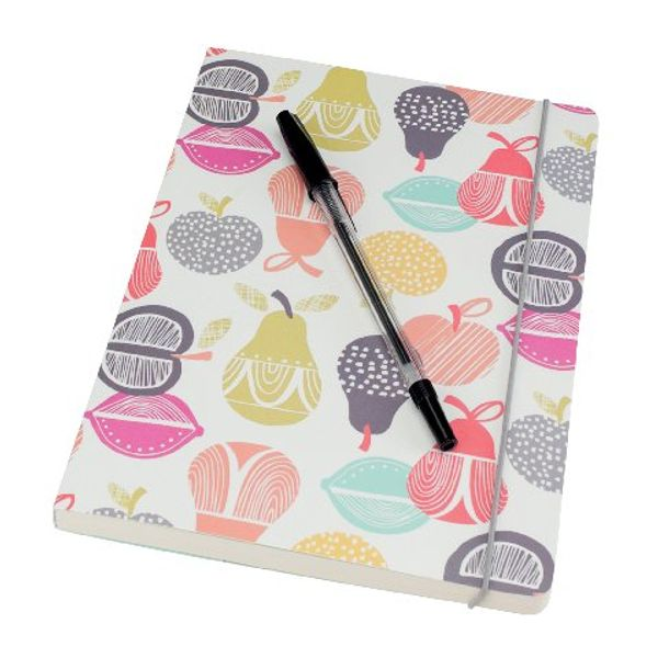 Go Stationery A5 Retro Orchard Notebook - 5PN404