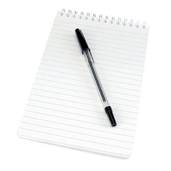 Go Stationery Graphic Reporter Pad - RP708