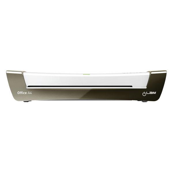 Leitz iLAM A4 Silver Office Laminator - 72511084