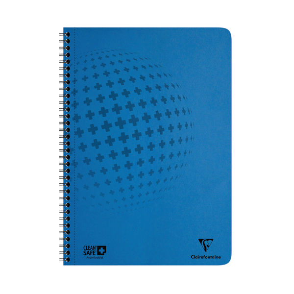 Clean Safe A4 Notebook 120 Pages (Pack of 5) 82146C