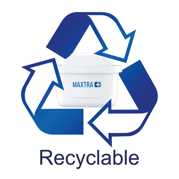 Brita Maxtra+ Water Filter Cartridges (Pack of 6) 10300004