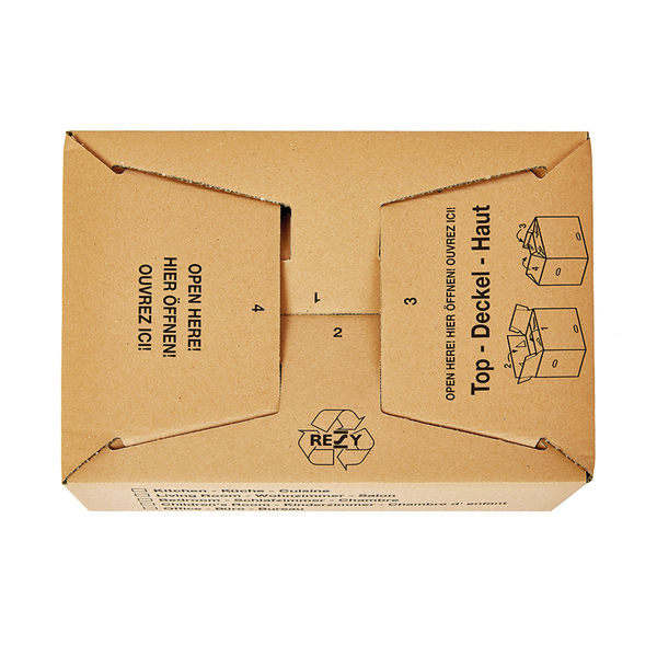 Flexocare Mini Removal Box 400 x 320 x 330mm (Pack of 10) 9751BUC01