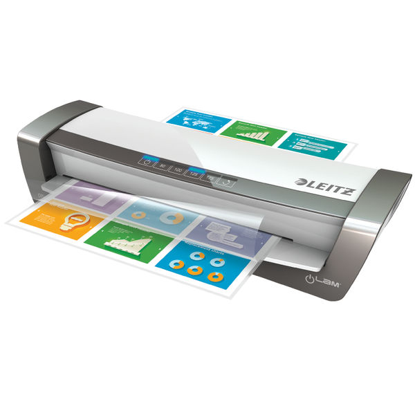 Leitz iLAM A3 Silver Office Pro Laminator - 72181084